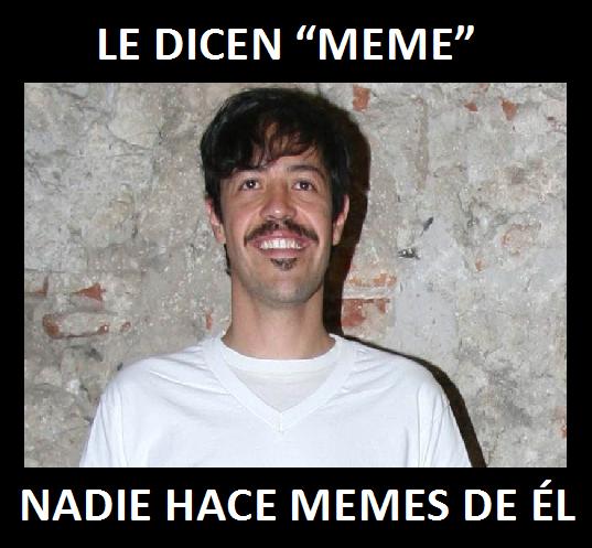 la maldición meme