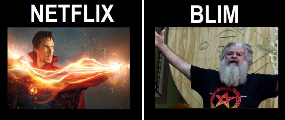 StrangeNetflixBlim